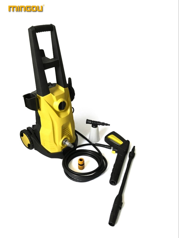 1600W Electric Long Handle High Pressure Car Power Washer