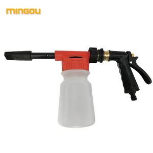 Car Cleaning Washing Water Soap Pot Shampoo Foam Maker Hand Foam Gun