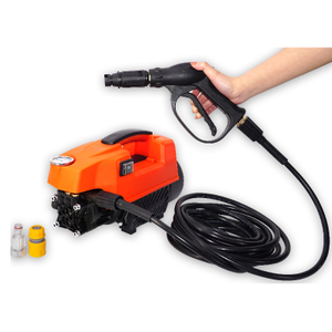 Self priming portable high pressure 1500W car wash machine cleaner